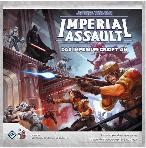 [Brettspiel] Star Wars Imperial Assault für 56,95€ bei Buecher.de
