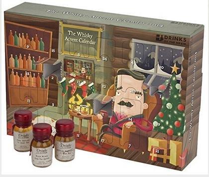 Whisky Adventskalender 165,75€ für Feinschmecker