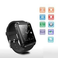 U8 Bluetooth 3.0 Smart Watch Touch-Screen-Armbanduhr Uhren für 18,99 statt 22,99 Euro@amazon