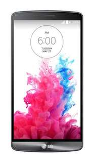 "LG G3 schwarz (LTE, 16GB, 2GB RAM, 5,5"" IPS Quad-HD, 2,5 GHz Quadcore, Android 5.0, 3000 mAh) für 265,63 € @Amazon.co.uk"