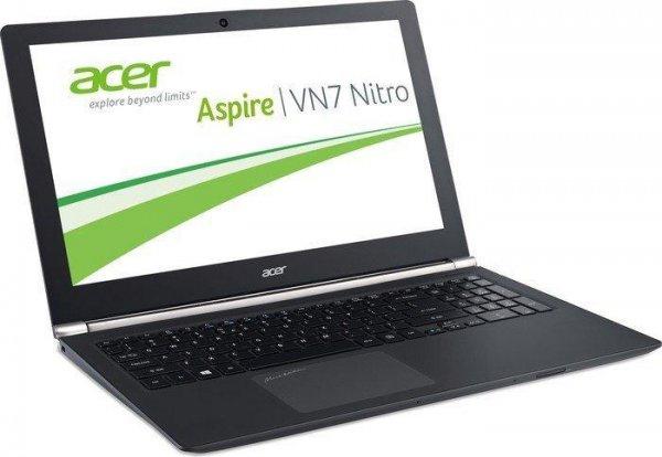 Acer Nitro Black mit Intel i7-Quad bis 3.6GHz, 16GB RAM, 256GB SSD, 2TB Festplatte, mattes 15,6 Zoll IPS-Display mit 3840x2160, GeForce GTX 960M, beleuchtete Tastatur, Windows für 1.405,95€ bei Alternate.de