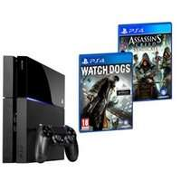 [Schweiz] PS4 1TB (C-Chassis) + Assassin`s Creed Syndicate + Watch Dogs - 29.10.2015