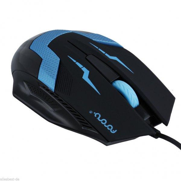 Optische USB-Maus für 1,00 Euro inkl. Versand bei Ebay