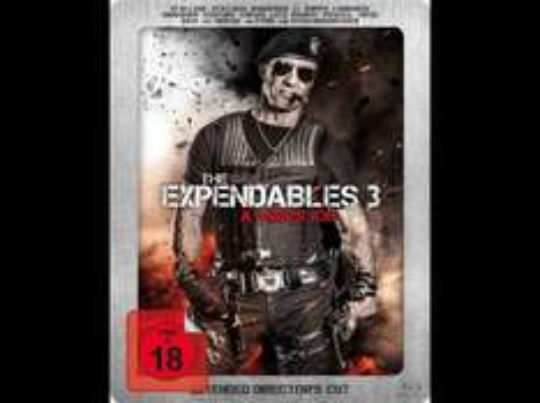The Expendables 3 - A man´s Job (Exklusives Saturn Steelbook mit Lentikularkarte) - (Blu-ray) für 8,99 € @ Saturn Latenight Shopping