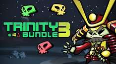 [steam] Trinity 3 Bundle - 10 Games für 2.39€ @ bundlestars