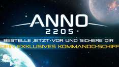[UPlay Key] Anno 2205 GOLD für €36,45