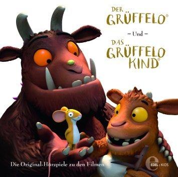 Der Grüffelo - Sonder-Edition, Der Grüffelo + Das Grüffelokind, 2 Audio CDs, @ Amazon Prime