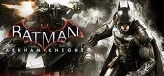 [steam] Batman Knight + komplette Batman Reihe für 13.26€  @ cdkeys