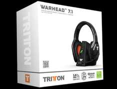 - 56% sparen Tritton Warhead 7.1 Dolby Wireless Surround Headset für Microsoft XBOX 360