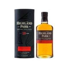 Whisky: Highland Park 18Y 67,19€ (idealo: 88,30€) @delinero