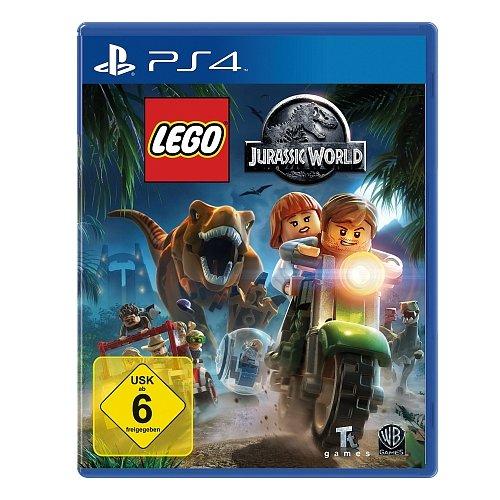 (PS4/ToysRUs) Lego Jurassic World für 32,93 €