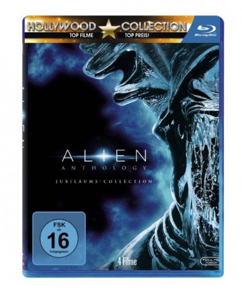 Alien - Jubiläums Collection - 35 Jahre [Blu-ray] für 19,90 € > amazon.de (Prime) > mediamarkt.de (Abholung)