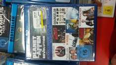 [MM Berlin Tegel]10 BluRay Filme 20€