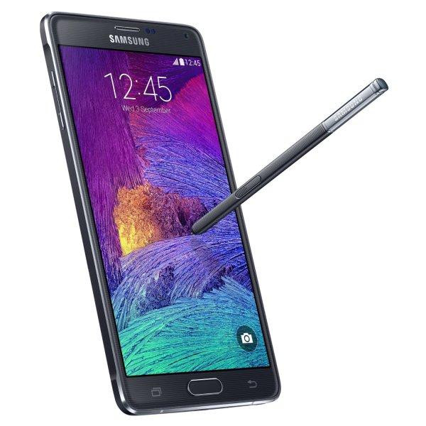 Samsung SM-N910F Galaxy Note 4 (5,7 Zoll) 451€ @amazon.it