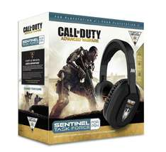 Turtle Beach / Call of Duty Advanced Warfare Gaming Headset - [PlayStation 4 -  PC] @Amazon (ohne Prime) EUR 32,97