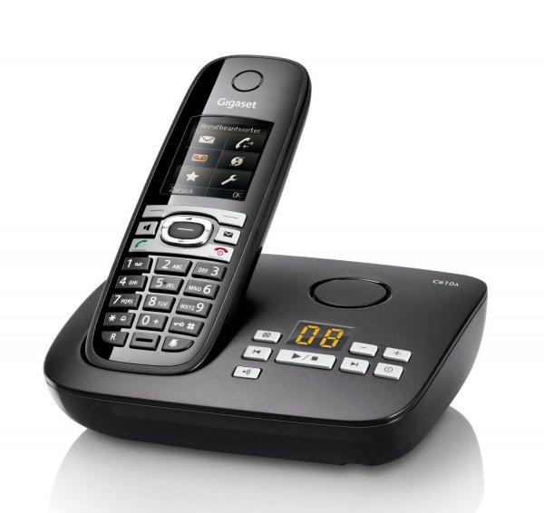 Gigaset C610A Schnurlos Festnetz Telefon mit Anrufbeantworter @ebay 49,99€