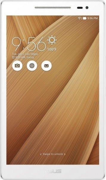 Asus ZenPad 8.0 (weiß und silber) für 143,80€ inkl. Versand (Nächster Preis: 179,00€)  ''Lederoptik , Metallrahmen uvm.''
