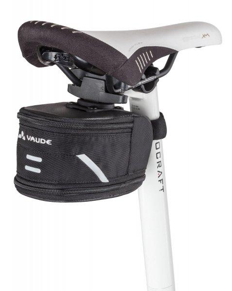 [Amazon.de-Prime] VAUDE Radtasche Tool, Black, 8 x 8 x 12.50 cm, 0.5 Liter, 11717