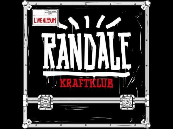 [saturn.de] Kraftklub - Randale (Live), 2 CDs