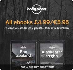 Alle Lonely Planet ebooks für je 5,95