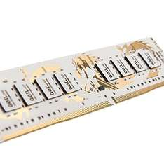 [Allyouneed] G.E.I.L. Dragon RAM white IC DIMM Kit 16GB (2x8GB), DDR4-3000, CL15-17-17-35 für 108,46