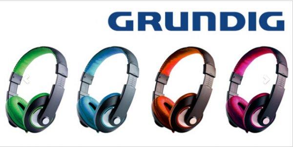 Neue On-Ear-Kopfhörer von Grundig nur 19,95€ @DailyDeal
