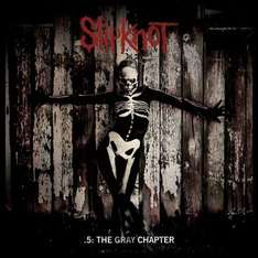 Slipknot - .5: The Gray Chapter Deluxe Edition im DigiPack  Müller Köln Arcaden evtl. Deutschlandweit