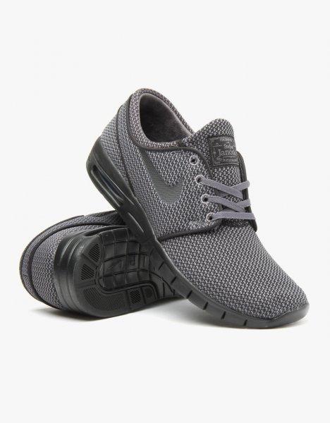 [PlanetSports] Nike SB Stefan Janoski Max dark grey/black