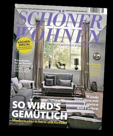 Schöner Wohnen - 1 Gratisausgabe der Zeitschrift: kostenlos & unverbindlich