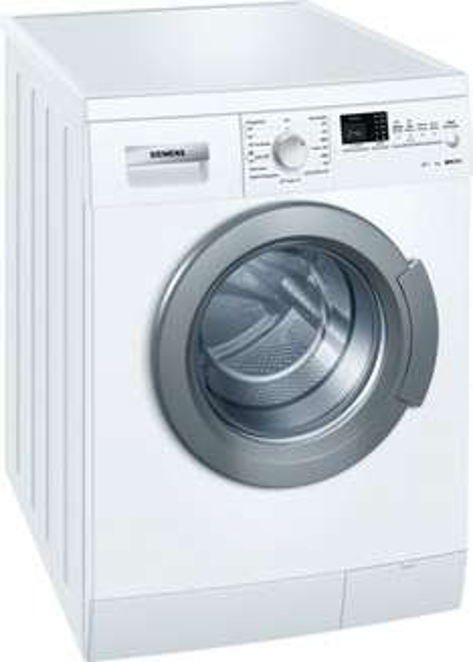 [Plus] Siemens WM14E3X2 Waschmaschine FL / A+++ / 165 kWh/Jahr / 1391 UpM / 7 kg / 10686 l/Jahr / Großes Display mit Endezeitvorwahl /WaterPerfect / weiß