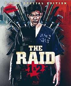 The Raid 1+2 Uncut Mediabook @ Amazon 19,61 + 5 Strafversand