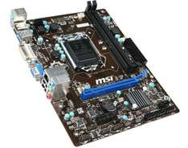 2x Mainboard Sockel 1150 MSI 7817-019R mATX, Intel H81 B-Ware @ allyouneed für 48,84 (Stückpreis 24,42)