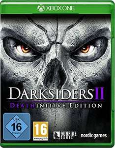 (XboxOne/Prime) Darksiders 2 - Deathinitive Edition für 23,99 €