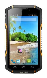 Amazon.de: Outdoor-Handy mit Android Quad Core IP68, wasserdichtes, stoßfestes, staubdichtes Smartphone, 5.0 Zoll Display, 3600mAh Akku