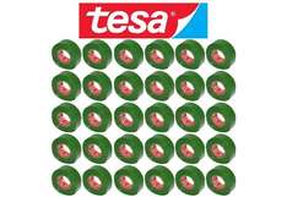 [Dealclub] Tesa Klebeband Isolierband 30 Stk grün
