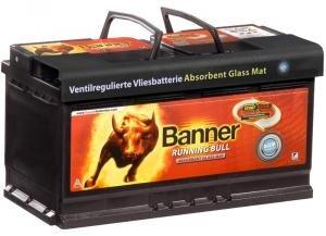 Banner AGM Batterie 92Ah 106€ (inkl.Pfand u. VSK) (Preisfehler?)