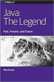[ebook] Java: The Legend - Past, Present, and Future