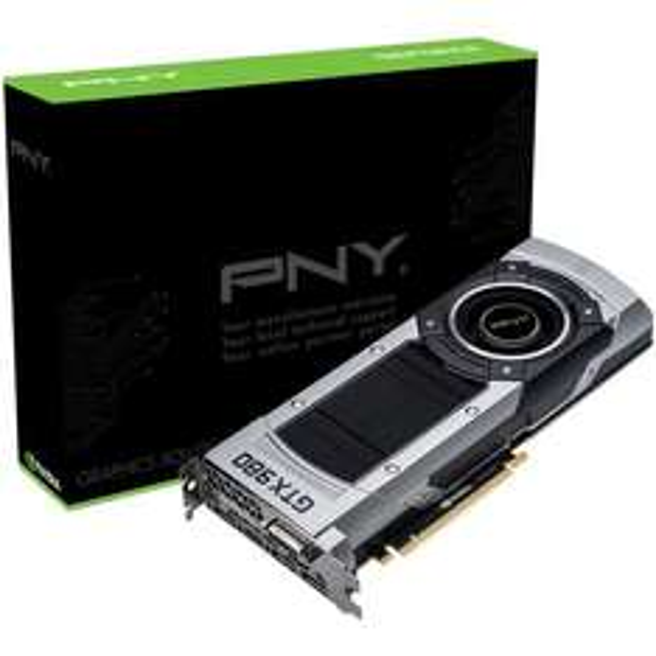 [Media Markt Ebayshop] PNY GeForce GTX 980 für 499€, Nächster Preis 565€