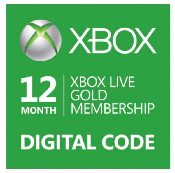 Xbox Live Goldmitgliedschaft  Gameladen online (Kein  EBAY)