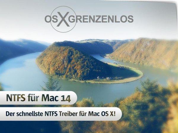Paragon NTFS for Mac 14 für nur 10€!!!