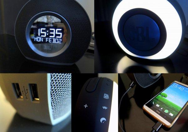 JBL Horizon Bluetooth Radiowecker 69€ bei JBL direkt (mit PayPal)
