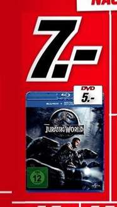 Jurassic World Blu Ray [Stuttgart]