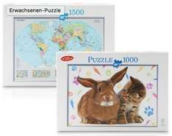 [Lokal/Aldi-Süd] Verschiede Erwachsenen-Puzzle für 3,99€ ab 02.11.2015 (vermutlich Ravensburger Puzzle)