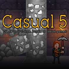 [STEAM] The Casual Bundle #5 @ Groupees