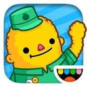 [iOS] Toca Life: Town (KinderApp von Toca Boca AB)