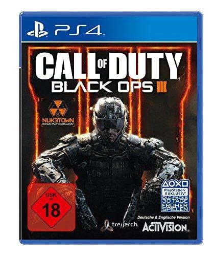 Call Of Duty: Black Ops III für PlayStation, Xbox oder PC inkl. Versand (bis zu 25% sparen)