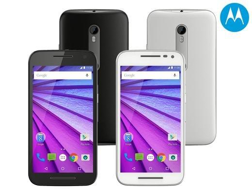 Motorola Moto G (3rd Gen, 2015) + Transcend 16 GB MicroSD bei Ibood
