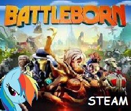 Battleborn (STEAM Key Giveaway / Closed Beta)