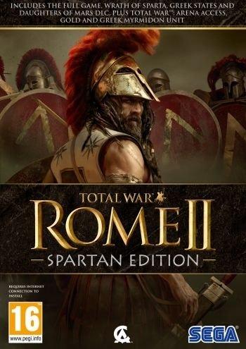 [mmoga] Total War: Rome 2 (Spartan Edition) II DVD für 16,99 statt 49,99