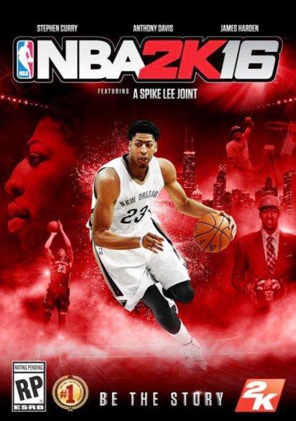 [Gamesdeal] NBA 2K16 (PC) für 27.84